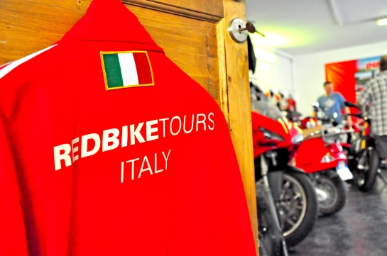 Red Bike Tours HQ - Lucca, Italy