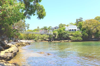 Parsley Bay Bridge