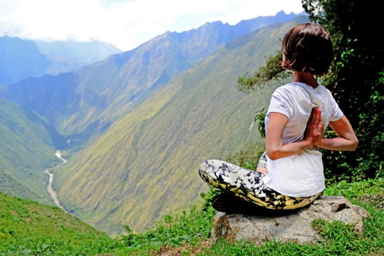 Finding zine in the mountains of Peru