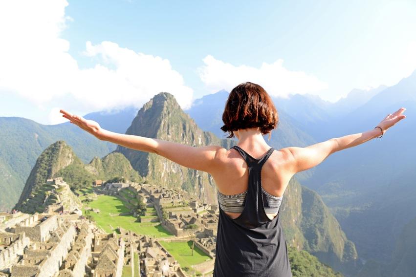 Mesmerising Machu Picchu