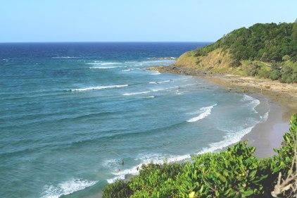 Wategos Beach, Byron Bay