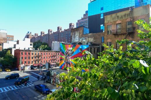 The High Line Walk
