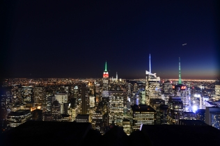 The Top Of The Rock