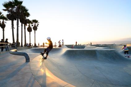 Venice Beach Skate Park